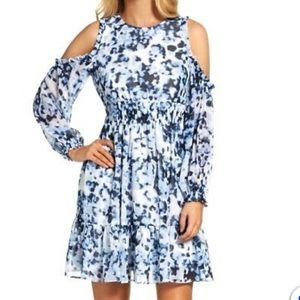 Eliza J Cold Shoulder Dress Size 20